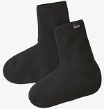 Patagonia winter fleece fishing socks