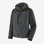 Patagonia River Salt ink black wading jacket