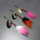 riverwood marabou tail spinner