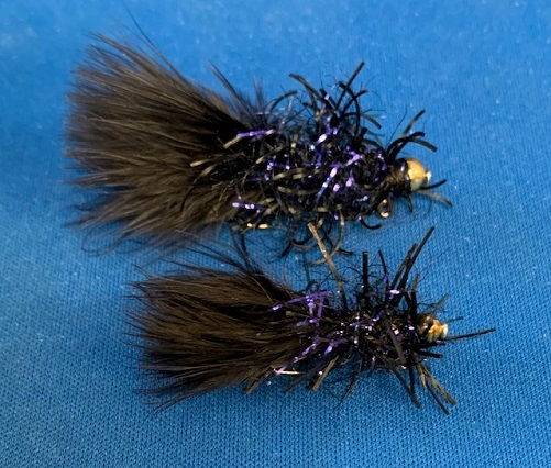 Riverwood tarantula jig